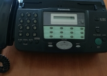 Факс телефон Panasonic KX-FT902