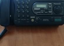 Факс телефон Panasonic KX-FТ37
